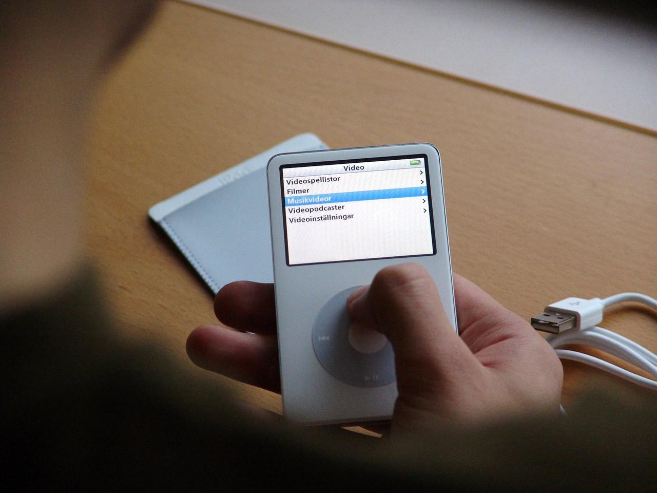 iPody – nowe spojrzenie na muzykę